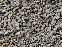 Seamless gravel texture Stock Photos