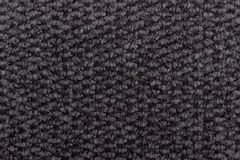 Seamless Gray Carpeting Texture Stock Photography