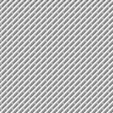 Seamless gray geometric pattern Stock Images