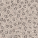 Seamless gray leopard fur pattern. Seamless animal fur pattern. Leopard gray background for fashion design Royalty Free Stock Photos