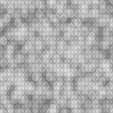Seamless grayscale pattern Easter card. Seamless grayscale pattern Easter greeting card, vector illustration Royalty Free Stock Photo