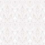 Seamless greek Art Nouveau pattern Stock Images