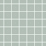 Seamless Green Abstract Modern Pattern Stock Images