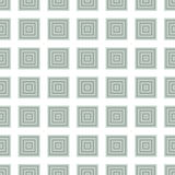 Seamless Green Abstract Modern Pattern Royalty Free Stock Images