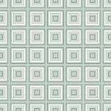 Seamless Green Abstract Modern Pattern Royalty Free Stock Photography