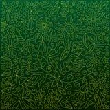 Seamless Green Background Royalty Free Stock Photos