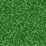 Seamless green 3d ball pattern Royalty Free Stock Image