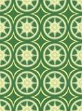 Seamless green design  Royalty Free Stock Photo