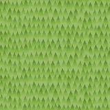 Seamless Green Forest Background Pattern Royalty Free Stock Images