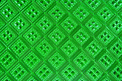 Seamless Green Glass texture Royalty Free Stock Photography