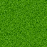 Seamless green grass field stock illustration