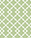 Seamless green herringbone pattern vector Royalty Free Stock Images