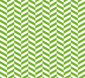 Seamless green herringbone pattern. Vector backdrop for twill fabric Royalty Free Stock Images