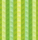Seamless green leaves wallpaper Royalty Free Stock Image