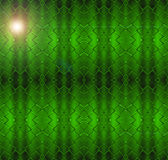 Seamless  green luminous net pattern. Royalty Free Stock Photo