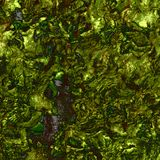 Seamless Green metal texture Royalty Free Stock Image
