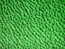 Seamless green painted concrete wall Stock Photo