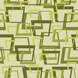 Seamless green pattern Royalty Free Stock Photography