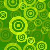 Seamless Green Pattern Royalty Free Stock Images