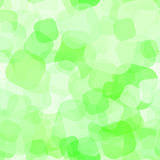 Seamless Green Spot Pattern Royalty Free Stock Images
