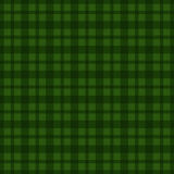 Seamless green vichy pattern. Vector illustration Royalty Free Stock Images