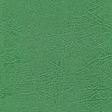 Seamless greenish leather texture for background Royalty Free Stock Photo