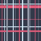 Seamless grey Scottish traditional cell pattern vector illustration