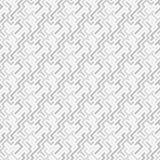 Seamless grey tile pattern Royalty Free Stock Photo
