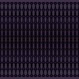 Seamless grid pattern dark gray purple black Royalty Free Stock Photo