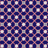 Seamless grids pttern Royalty Free Stock Photos