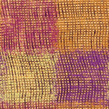 Seamless grunge checkered knitwear cloth texture Stock Images