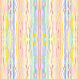 Seamless grunge striped colorful vertical pattern Royalty Free Stock Image