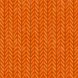 Seamless grunge vector chevron pattern Royalty Free Stock Image
