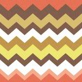 Seamless grunge zigzag paper pattern Stock Image