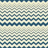 Seamless grunge zigzag paper pattern Royalty Free Stock Photo