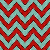 Seamless grunge zigzag paper pattern Royalty Free Stock Photography