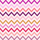 Seamless grungy texture chevron pattern Stock Photos