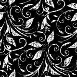 Seamless Grungy Wallpaper Royalty Free Stock Photos