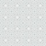 Seamless guillochebakgrund för vektor Royaltyfri Bild