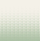 Seamless halftone background Stock Photos