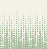 Seamless halftone background Stock Images