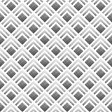 Seamless halftone design Stock Image