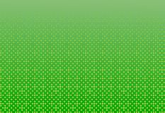 Seamless Halftone Dot Pattern Background With Blue Stock Image