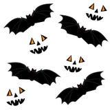 seamless halloween Arkivbilder