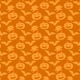 Seamless halloween background Royalty Free Stock Photos