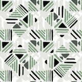 Seamless hand draw Folk pattern. weave lines ornament. Folk seamless pattern on white background. Weave lines ornament. Backdrop for textile or book covers vector illustration