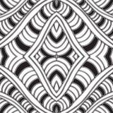 Seamless hand drawn vector Stock Photos