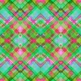 Seamless handmade geometric pattern. Royalty Free Stock Images