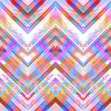 Seamless handmade geometric pattern. Royalty Free Stock Image