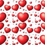 Seamless heart Royalty Free Stock Photo